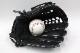 ミズノ 軟式 グローブ 限定 ICHIRO 1AJGY99117 右投げ用 Iブラック 少年軟式用 外野手用 サイズLL グラブ 野球 軟式 型付け無料 学童野球対応
