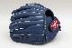 ローリングス GJ8HT102 右投げ用 少年軟式用 ハイパーテックDP サイズSSS 身長100〜115cm向【次世代軟式ボール対応グラブ】