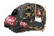 ローリングス GJ8HH1102 ブラック×タン紐 右投げ用 少年軟式用 HOH サイズM 身長130〜145cm向【次世代軟式ボール対応グラブ】
