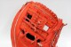ハイゴールド 限定硬式グラブ SKG-3616 ファイヤーオレンジ ショート用 グローブ 高校野球対応