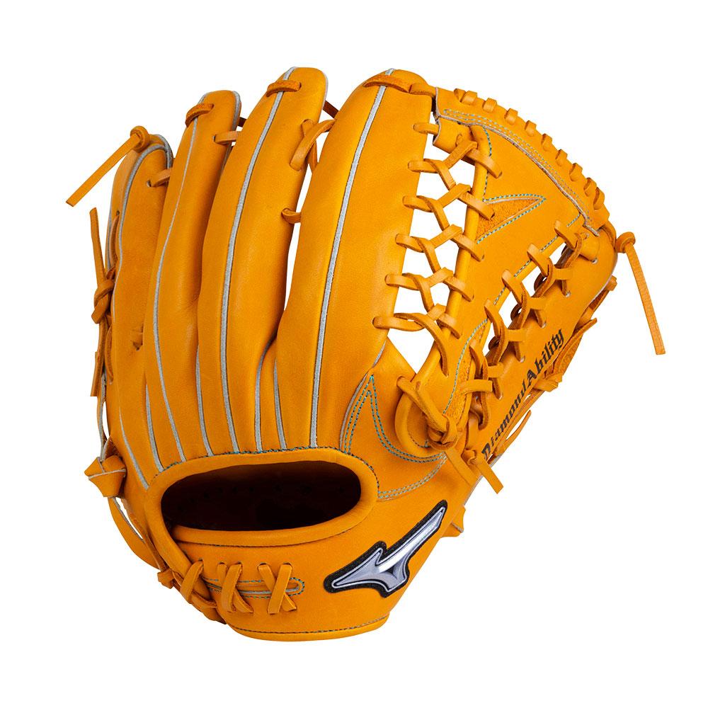 送料無料 ミズノ 1AJGR22607 ダイヤモンドアビリティ 2020年モデル 一般軟式用グラブ/グローブ 外野手用 サイズ14 グローブ 野球 軟式 中学生野球対応