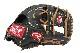 ローリングス GJ8HH1121 ブラック×タン紐 右投げ用 少年軟式用 HOH サイズL 身長140〜155cm向【次世代軟式ボール対応グラブ】