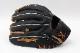 最終マックスSALE ハイゴールド 硬式用 グローブ WKG-1064 ブラック 技極プロレザー ハイゴールド最高峰 二遊間用 サイズC-3 高校野球対応