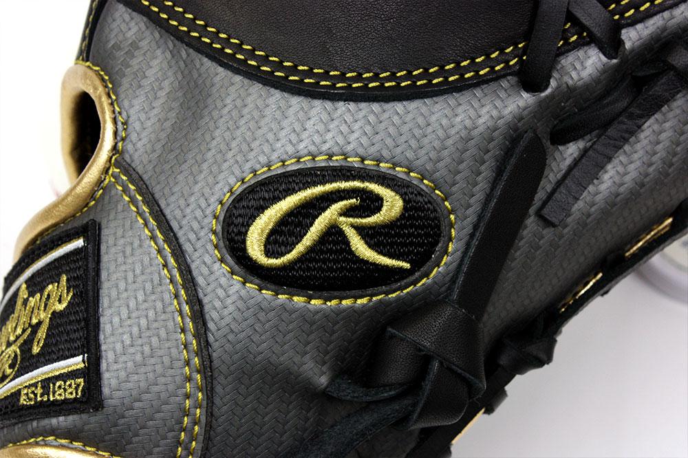 ローリングス GR9FHS3ACD ブラック×カーボン調グレー HOH 2019年秋冬新作 一般軟式ファーストミット グローブ