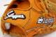 中島選手2019年レプリカグラブ オレンジ K4ラベル 久保田スラッガー 軟式オーダー L7S W-3 内野手用 ショート向け プロモデル 日本ハム 野球 軟式 プレゼント 就職祝い