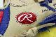 ローリングス GS8HH120 キャメル×ロイヤル 右投げ用 学生野球対応 HOH DPシリーズ 軟式グラブ/グローブ 内野オールラウンド用 サイズ12.0