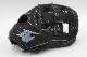 ハイゴールド 2021年NEWモデル 少年軟式用 RKG-1922 ブラック サイズS-M 4年生くらいまで向け ルーキーズ
