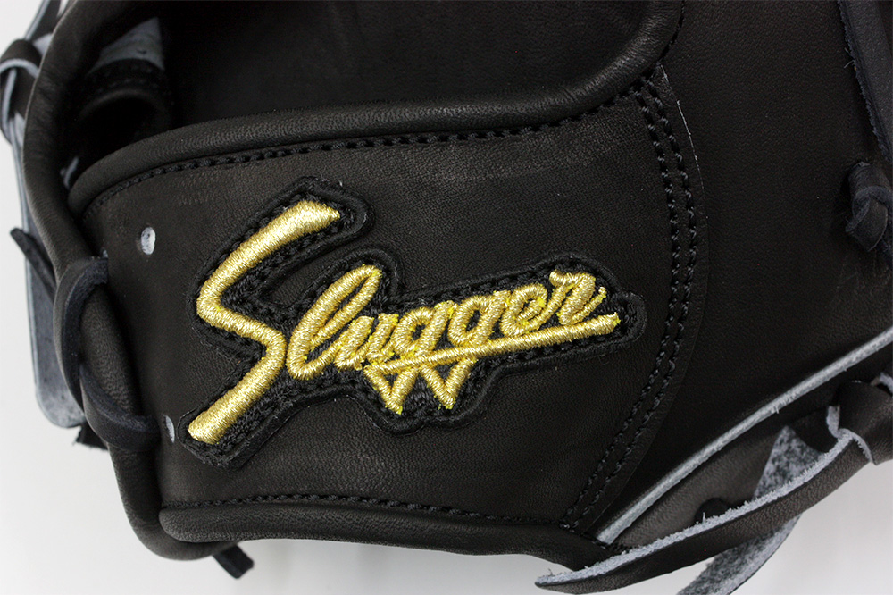 送料無料 久保田スラッガー 硬式 グローブ KSG-MP24 ブラック 内野手用 ショート向け 高野連対応 学生野球連盟対応 プレゼント 野球用品 GTK キャッシュレス5%還元