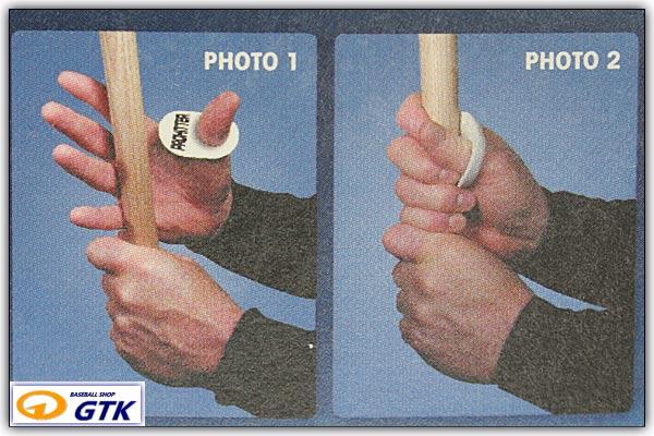 メール便送料無料 プロヒッター 親指保護 大人用 親指のガードとスイング改善 有名プロ多数使用 人気商品 高校野球対応