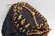 久保田スラッガー トレーニングミット LT17-TRC KSブラック×ホワイト 展示会限定品 超小型ミットが上達アシスト