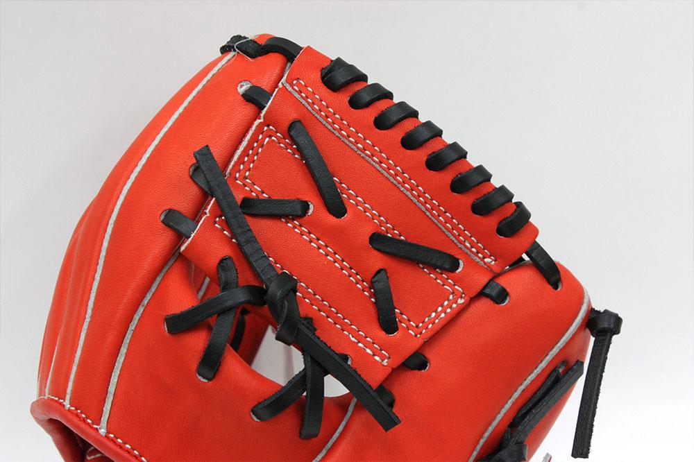 久保田スラッガー 限定商品 トレーニンググラブ 硬式軟式兼用 LT19-GS4 Fオレンジ PROB型 練習用 プレゼント 野球用品 GTK
