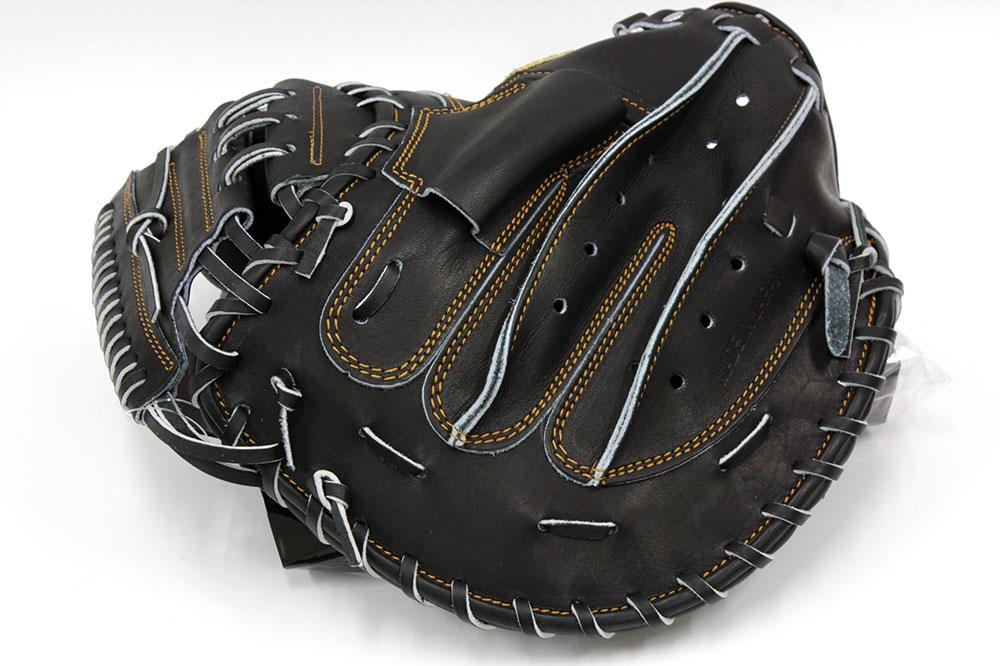 送料無料 ゼット プロステイタス BRCB30912 一般軟式用 キャッチャーミット 革質最高のゼットをおすすめします 野球用品 軟式 野球グローブ