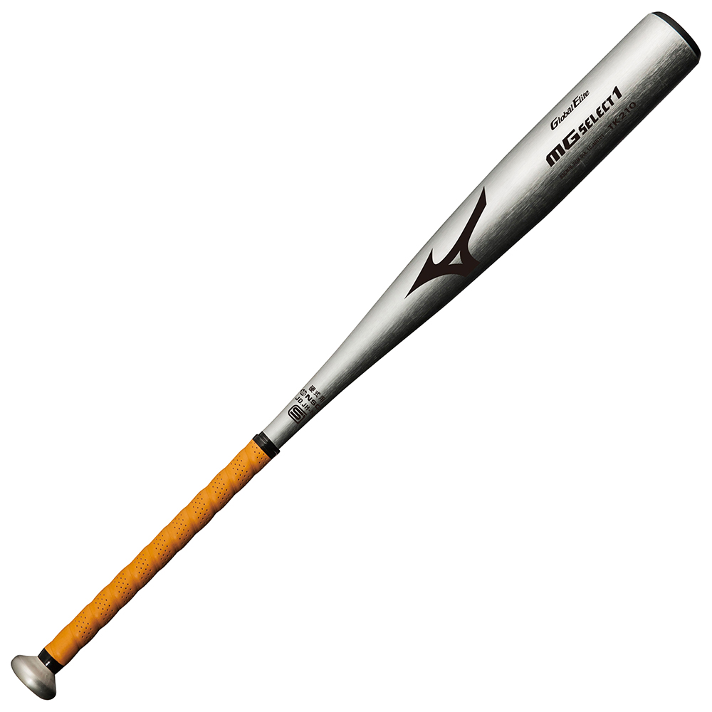 ミズノ 高校硬式金属バット1CJMH101 グローバルエリート 83cm/84cm/900g以上 一般・高校野球用バット MGセレクト1(金属製)【GTK】【野球用品 硬式 野球バット】