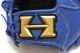 2019年モデル グラブフェア開催中 型付け券付 ハイゴールド 軟式グローブ 少年用 RKG-1824 ブルー ルーキーズ少年軟式シリーズ 少年軟式グラブ/グローブ サイズM-L