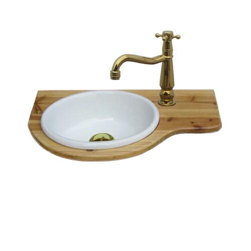 洗面台 セット Eセット35シリーズ 選べる単水栓の6点セット 0302072HKset35
