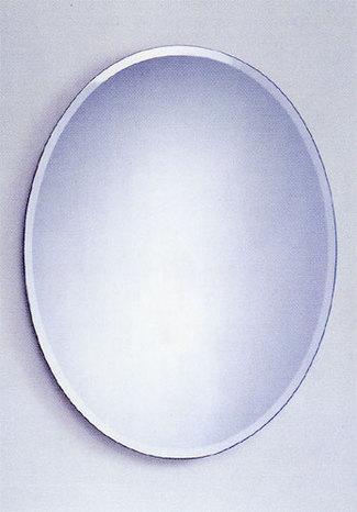 シンプルミラー オーバル [幅50×高70cm] JY01-500