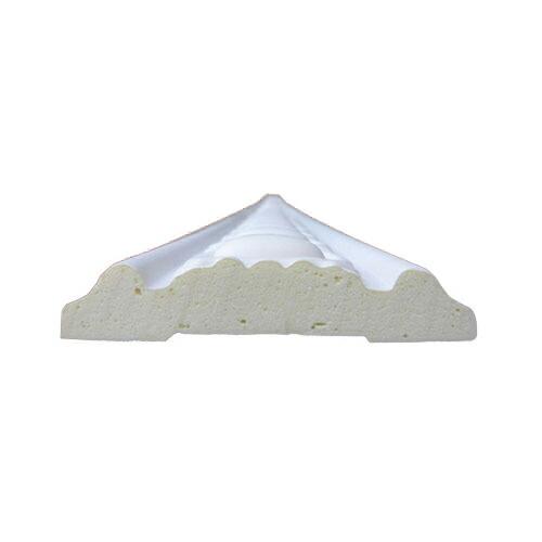モールディング 装飾 デコラティブ巾木タイプ 室内・外装材 [長さ240×高8.1cm] INK-1302004G