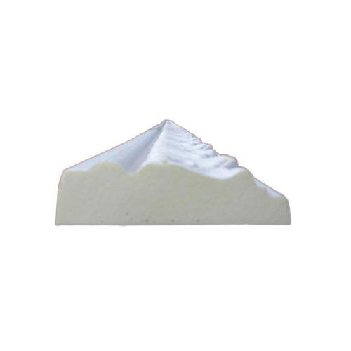 モールディング 装飾 デコラティブ巾木タイプ 室内・外装材 [長さ240×高7.1cm] INK-1302005G