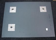 シンプルミラー スクエア [幅60×高45cm] JY32-600-450