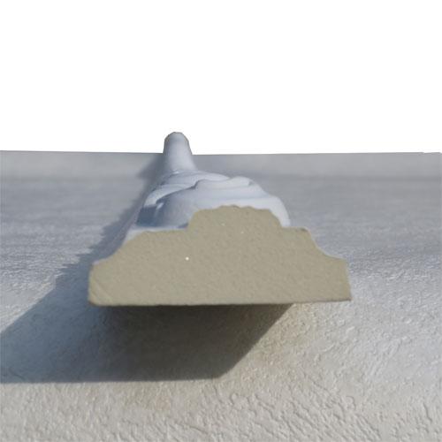 モールディング 装飾 デコラティブ巾木タイプ 室内・外装材 [長さ240×高5cm] INK-1302010G