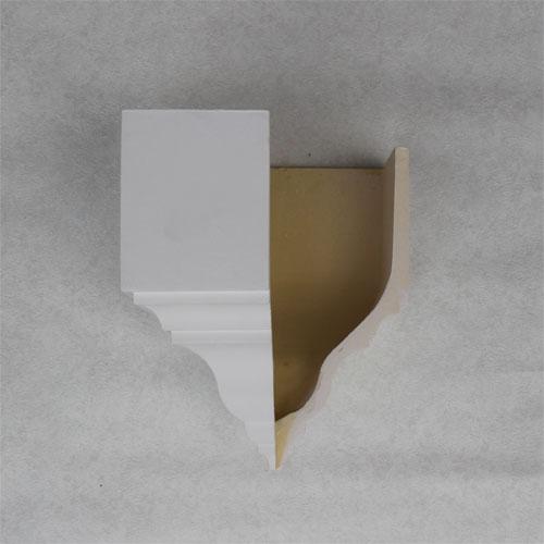 コーナーモールディング 装飾 室内・外装材 [幅28×高35cm] INK-1305001G