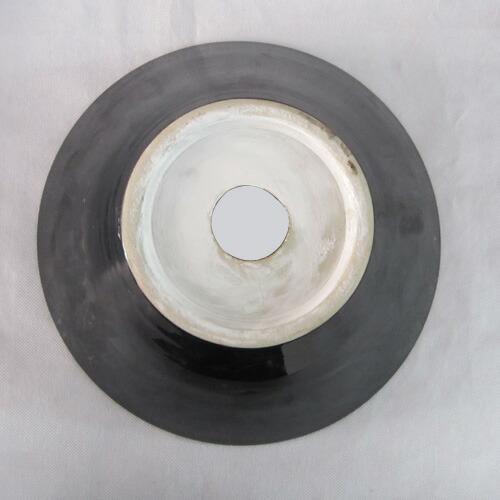 洗面ボウル 陶器 オンカウンタータイプ ラウンド 幅31cm INK-0403049H