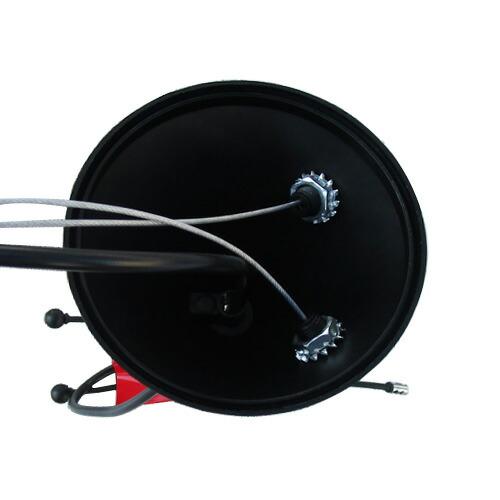 シンプル ミラー 鏡 棚付き [幅60×高80cm] CD14-600