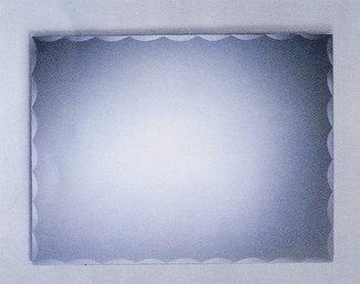 シンプルミラー スクエア [幅70×高50cm] JY33-700-500