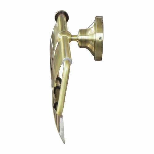 ペーパーホルダー ダブルロール アンティークゴールド(古金) 幅29.5cm INK-0801125H
