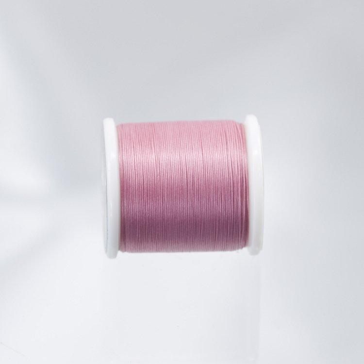 ビーズステッチ糸50m #07ローズ