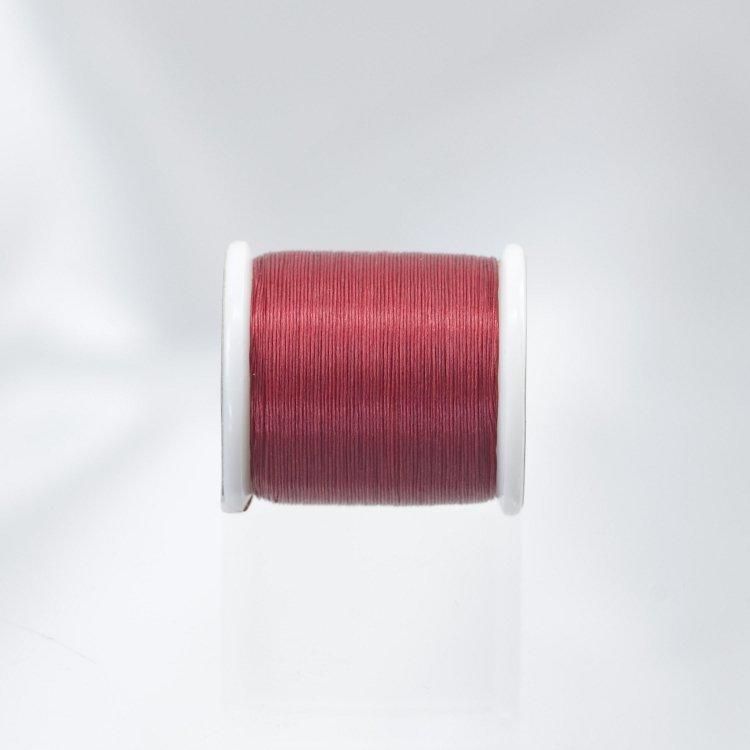 ビーズステッチ糸50m #08レッド