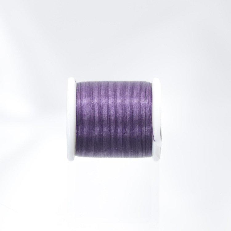 ビーズステッチ糸50m #09パープル