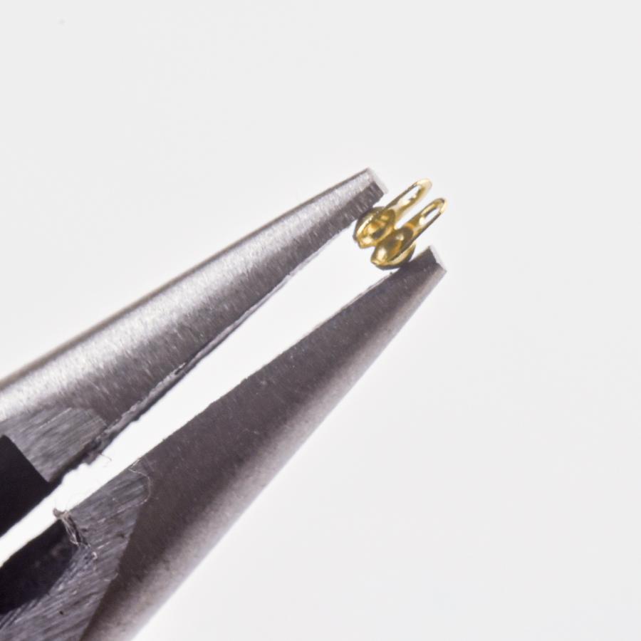 工具3点セット はじめてさん応援アクセサリーミニセット付 平ヤットコ・丸ヤットコ・ニッパーの3点セット