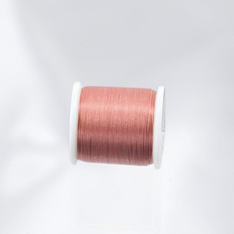 ビーズステッチ糸50m #15アプリコット