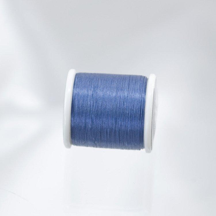 ビーズステッチ糸50m #17デニム