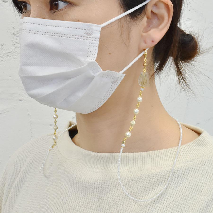 アクセサリーキット チューリップのマスクコード ゴールド