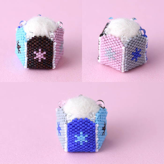 "Colorful pincushion 【作家:しのはらみわ(Little""B"".)】"