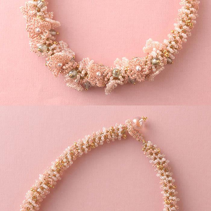 Cherry Blossome〜桜〜 ピンク NE-179PI 【作家:青木恵理(Blue-Bell)】