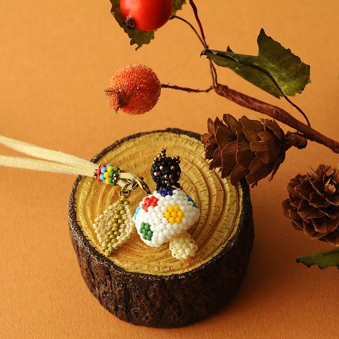 """ちびブタ収穫祭〜マルチきのこ〜  【作家:しのはらみわ(Little""""B"""".)】"""