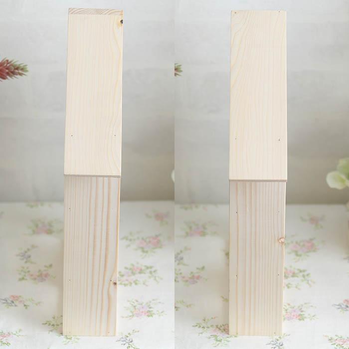 ハウス型木製ディスプレイ(小) WB001