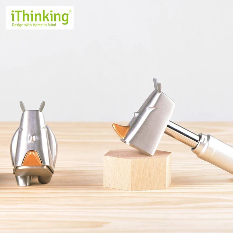 iThinking アイシンキング Rhino Hammer ライノハンマー  シルバー HT-RN2001_S