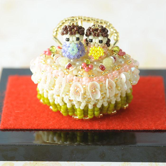 【コフレ・ドゥ・ガトー】ラ・フェット・ドゥ・フィーユ ビーズマニア
