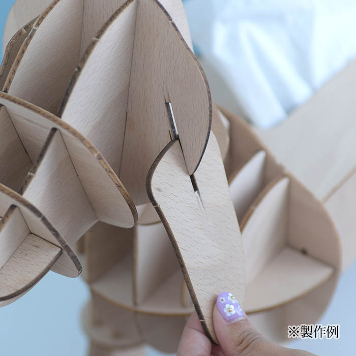 立体パズル 木製 ki-gu-mi ワンピース ゴーイング・メリー号
