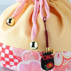 ビーズファクトリー デリカビーズで作る香袋キット〜椿(1月)〜  BFK-319