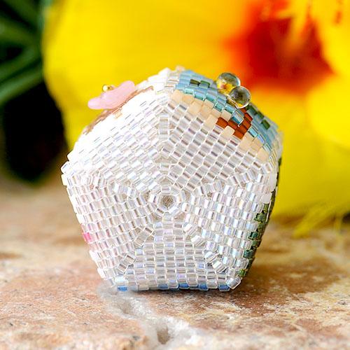 """Hawaiian pincushion 【作家:しのはらみわ(Little""""B"""".)】"""