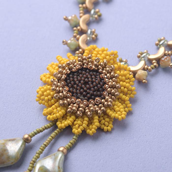 sunflower  【作家:荒木晴美(atelier embellir)】