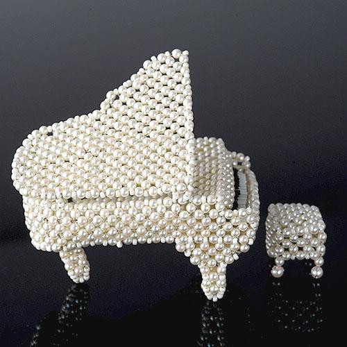 ピアノ  ビーズマニア