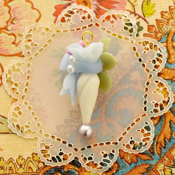 ボンボニエール パラソル 紫陽花  【作家:NARUMIDO】