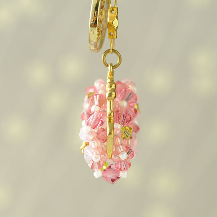 【1月16日、17日の2日間限定!特別価格】 ホビックス がまぐち財布〜桜〜  GZS-664