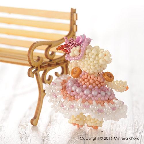 パーティーテディベア〜Emilia〜  【作家:Miniera d'oro】
